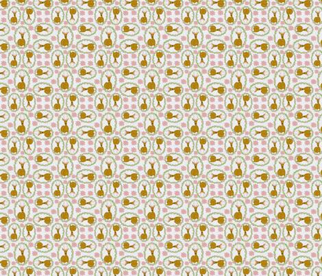 deer rift-01 fabric by selinahudsondesigns on Spoonflower - custom fabric