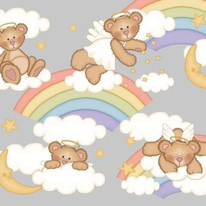 angel bear fabric 10