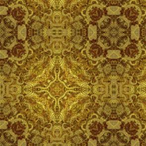 Golden Woodwork