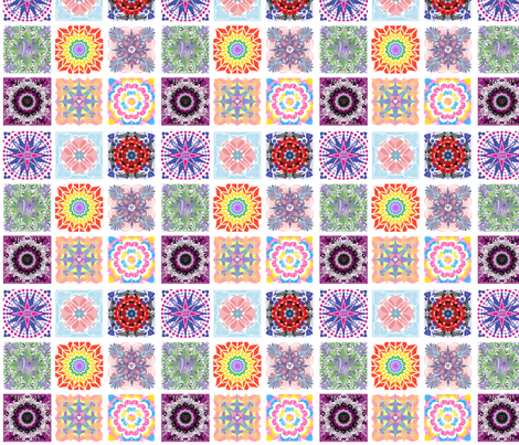 Pride Marrakesh fabric by sunflowerfields on Spoonflower - custom fabric