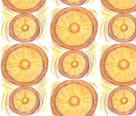 Spoke Wheels fabric by art_rat on Spoonflower - custom fabric