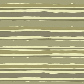 Irregular Stripes (Creamy)
