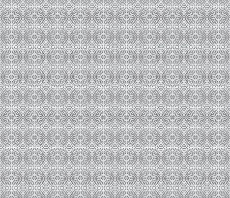 Tiny Tart Tins- black fabric by sowgoodgreta on Spoonflower - custom fabric
