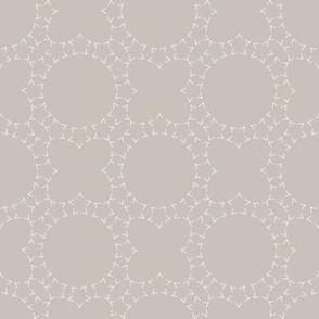 Starlight Lattice: Warm Gray 4+2