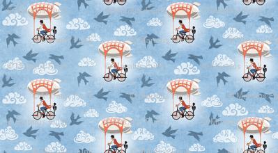 Cycling Blimp