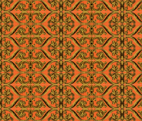 16eme siecle 167 fabric by hypersphere on Spoonflower - custom fabric