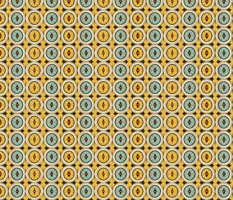 16eme siecle 170 fabric by hypersphere on Spoonflower - custom fabric