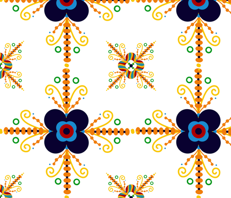 Untitled fabric by tinsel_and_taylor on Spoonflower - custom fabric