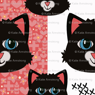 Black Cat Stripe