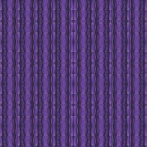Marrakesh Watercolor Purple in Mirror Repeat