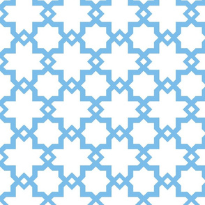 Kasbah White-Turquoise