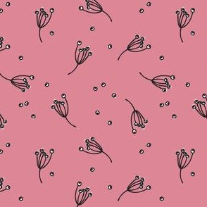 berry bits // pink // in bloom collection