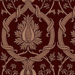 Ottoman Damask 3c