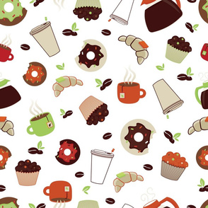 Coffee Shop Addict: Green