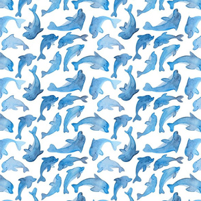 Pod Goals - Blue Dolphins