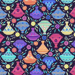 Tagines on Indigo