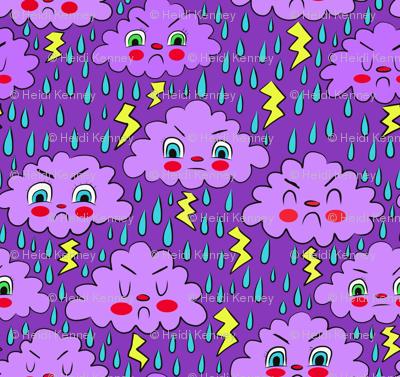 grumpy storm cloud