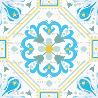 Marrakesh Tiles