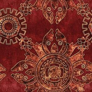 Steampunk Gears Redux