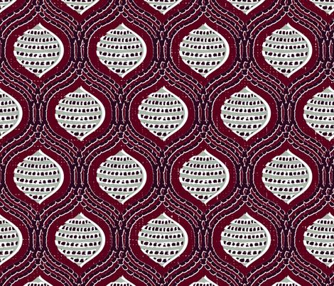 WinterHoliday fabric by fleabat on Spoonflower - custom fabric
