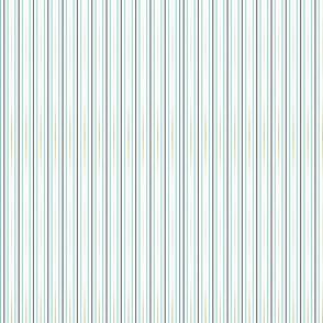 40 Day Writer Pin Stripes