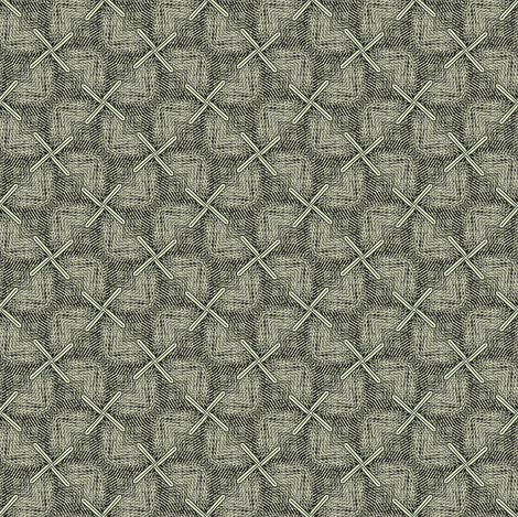 samurai basic#2 fabric by susiprint on Spoonflower - custom fabric