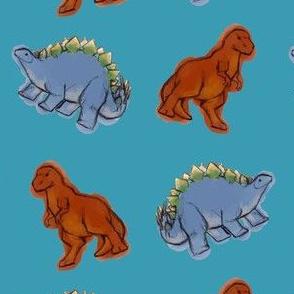 Wash's Dinos