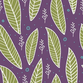 Spring 2 - Purple