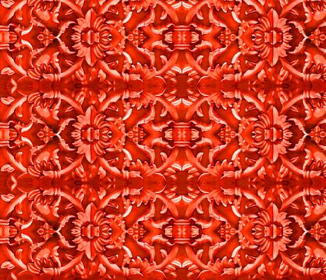 Raisuli's Palace fabric by rima on Spoonflower - custom fabric