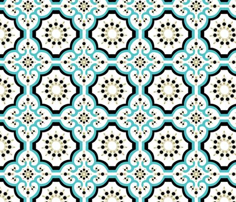 40 Day Writer Marrakesh fabric by brandymiller on Spoonflower - custom fabric