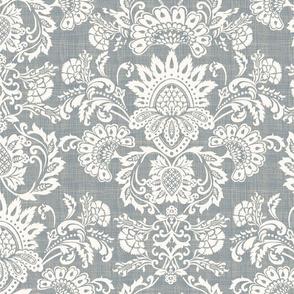 damask gray