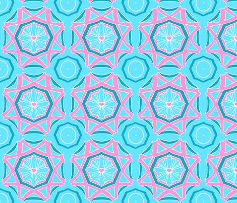 BohoRepeat fabric by ricerafferty on Spoonflower - custom fabric