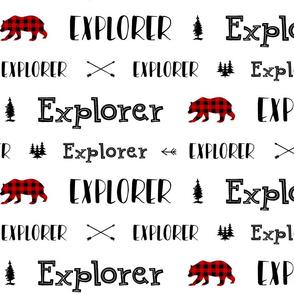 Explorer Bears & Arrows