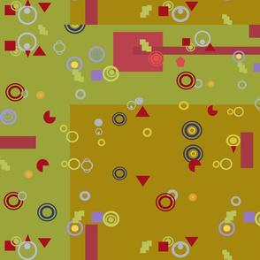 bauhaus Collection fabric