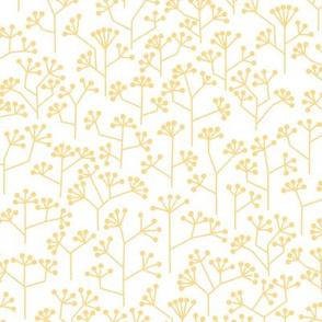 World girls wild flowers yellow summer