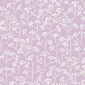 World love flowers soft grey