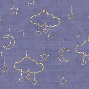 douce nuit storm glitter