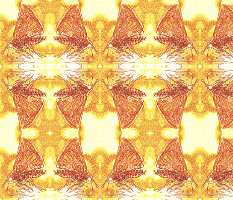 wingr fabric by quest on Spoonflower - custom fabric
