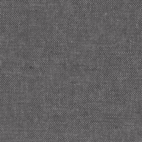 solid woven - grey fabric by littlearrowdesign on Spoonflower - custom fabric