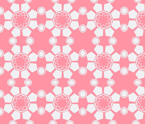 Marakesh Design fabric by the_latest_whimsy on Spoonflower - custom fabric