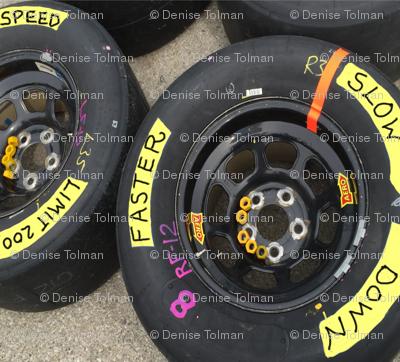 Race Car Tires