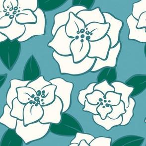 Savannah Magnolias