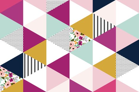 Rfloraltrianglessquarepattern_36x36_90degrees_shop_preview