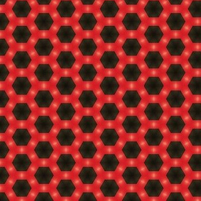 Red Chain Link