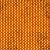 samurai textured  yellow dots regular