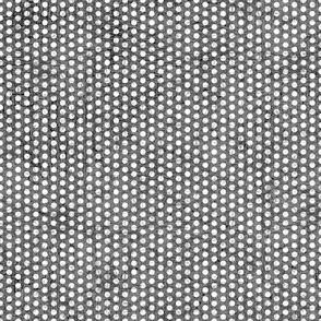 samurai dots textured light grey