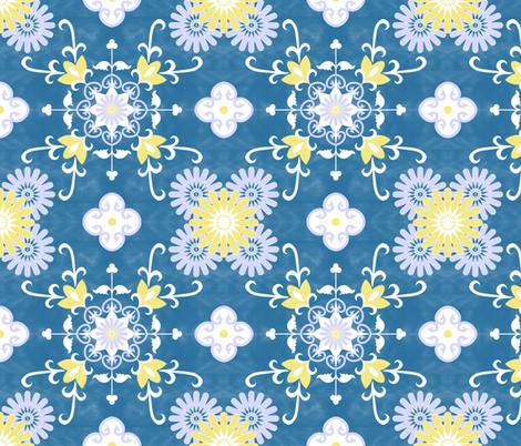 Marrakesh fabric by ony_ on Spoonflower - custom fabric