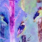 Rrwatercolor_kingfisher_birds_tweet_talk_purple_violet_by_paysmage_shop_thumb
