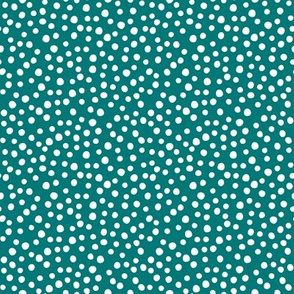 Planets Space dots teal (small)