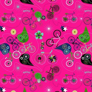 Cycledelic Pink